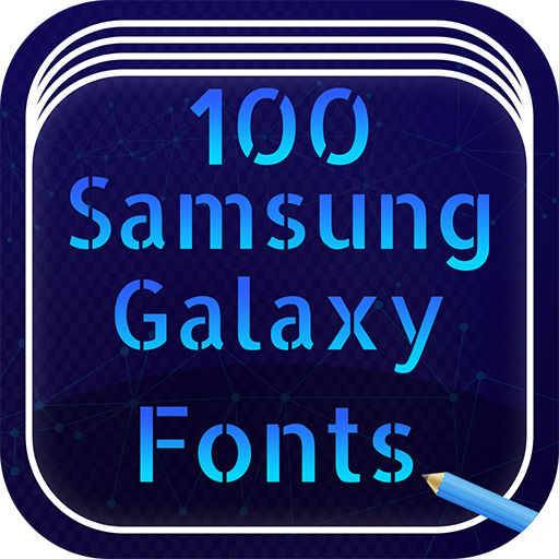 100 Samsung Galaxy Font Style 2 0 APK for Android