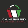 Kuwait online shopping icon