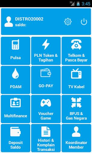 AppDistro e-Pulsa SMI 1.13 screenshots 2