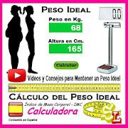 Calculadora peso ideal - IMC