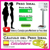 Calculadora peso ideal - IMC