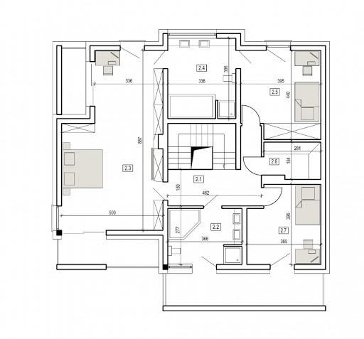 AN 006 - Rzut piętra