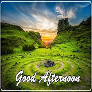 Good afternoon greetings apps on google play screenshot image m4hsunfo