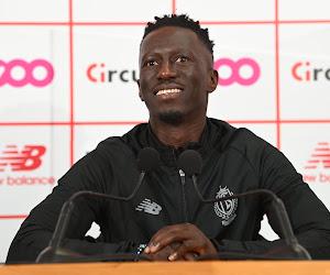 """Mbaye Leye avant le déplacement à Malines : """"J'aimerais que mes joueurs soient moins tendres lors desduels"""""""
