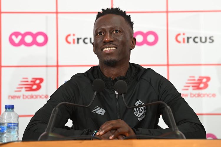 """Mbaye Leye avant le match au Cercle de Bruges : """"Ilfaut faire plus et continuer de gravir les échelons"""""""