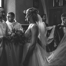 Wedding photographer Magdalena Sobieska (saveadream). Photo of 11.01.2018