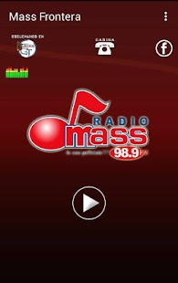 Radio Mass Frontera- screenshot thumbnail