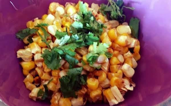 Miso And Ponzu Roasted  Corn Recipe