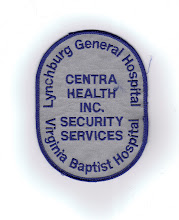 Photo: Lynchburg Genral Hospital-Virginia Baptist Hospital Security