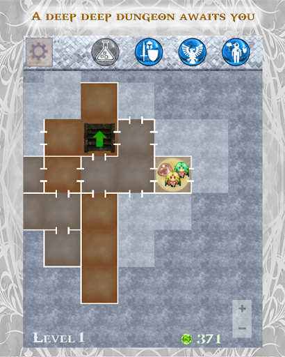 Mystery Cave D&D Style RPG 1.96 screenshots 6