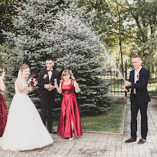 Wedding photographer Lesya Prodanik (lesyaprodanyk). Photo of 13.11.2018