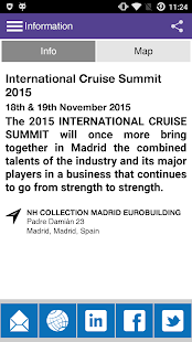 International Cruise Summit 15- screenshot thumbnail