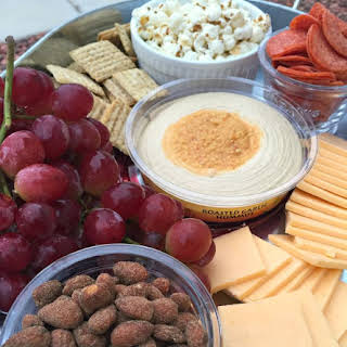 How To Make a Simple Appetizer Tray.