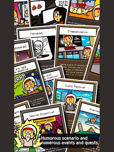 Tap tap cartoonist - Cartoon999 (VIP)  screenshots 11