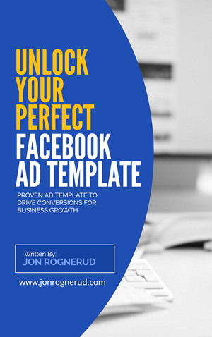 Free Facebook Ad Template Free Download - Facebook ad template