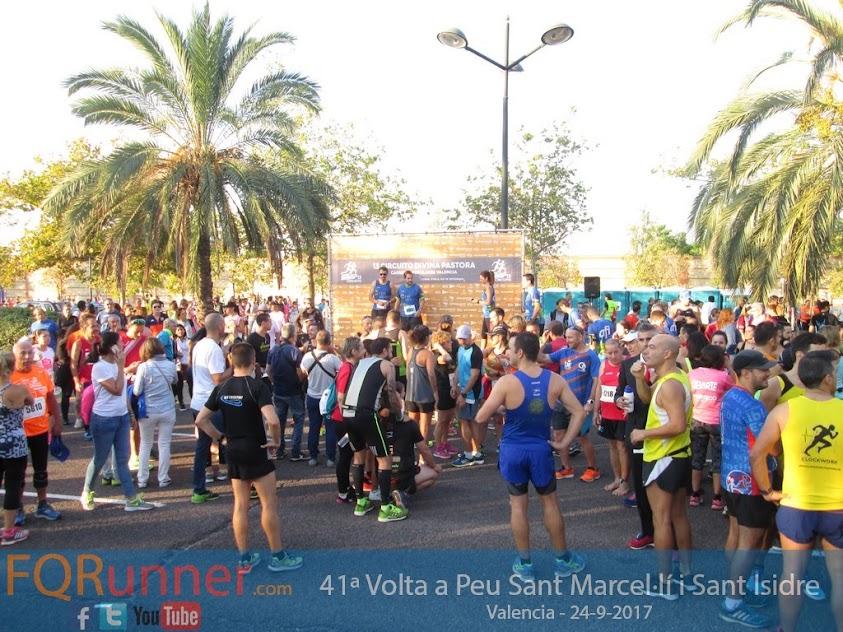 FQRunner corriendo la 41ª Volta a Peu San Marcelino y San Isidro