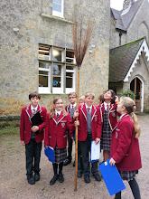 Photo: School visit