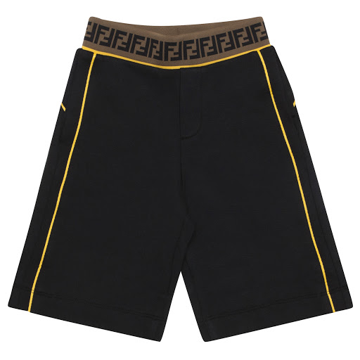 Primary image of Fendi FF Logo Shorts