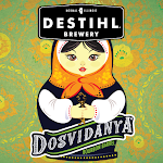 DESTIHL Brewery Dosvidanya Bourbon Barrel (2018)