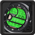 F04 WatchFace for Android Wear Smart Watch icon