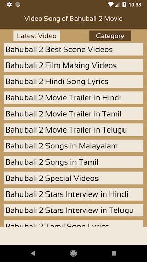 bahubali 2 movie in telugu songs