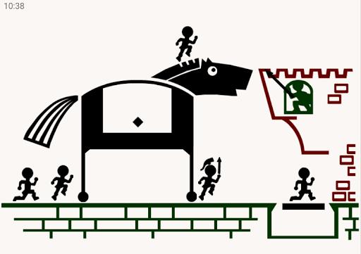 Arcade Trojan Horse 1.4 screenshots 5