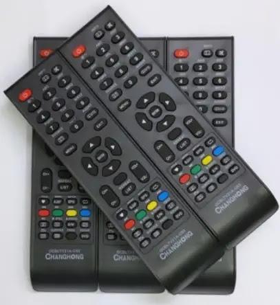 Kode remot tv changhong tabung