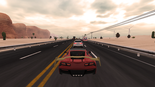 City Racing Traffic Racer 2.0 15