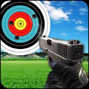 Elite Special Forecs army training shooting