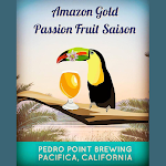 Pedro Point Amazon Gold