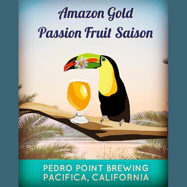 Logo of Pedro Point Amazon Gold