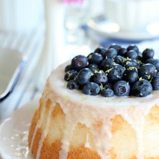 Angel Food Cake With Lemon Filling Recipes.