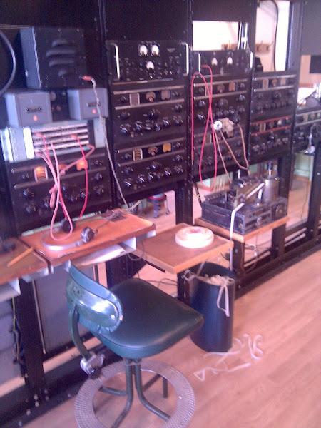 Photo: More radio equipment