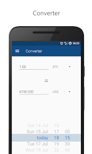 Crypto App – Widgets, Alerts, News, Bitcoin Prices 8
