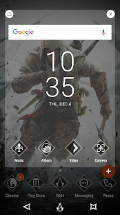 Ninja Assassin 2 Xperia Theme for PC-Windows 7,8,10 and Mac apk screenshot 4