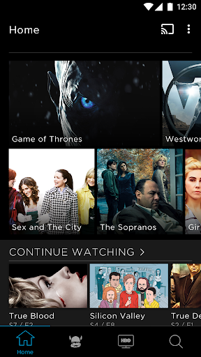 HBO 3.0.4 screenshots 1