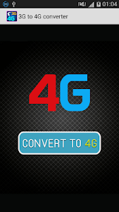 3g to 4g converter - prank screenshot 4