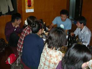Photo: 秋山をみんなでいじめてる。