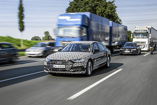 Rules Put Brakes On Audis Autonomous Tech - Audi self driving car
