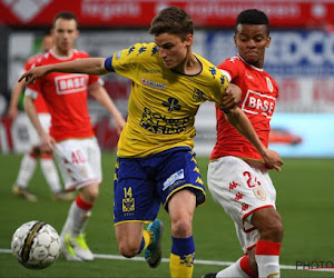 Saint-Trond vainqueur d'un tout petit match face au Standard et devient co-leader