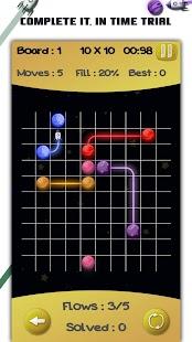 Planet Link - Flow Game - náhled