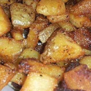 Nothing Comes Close To These Oven Roasted Parmesan Potatoes!.