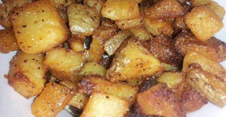Nothing Comes Close to These Oven Roasted Parmesan Potatoes! Recipe