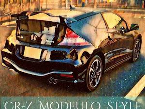 CR-Z ZF2 Master labelのカスタム事例画像 Farina さんの2019年01月20日16:49の投稿