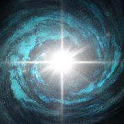 Galaxy Light Live Wallpaper