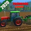 Us Agriculture Farmer Simulator 2020:Heavy Tractor icon