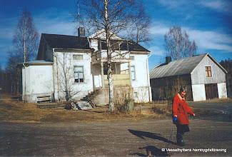 Photo: Affär, Storå hyttbleck. F.d. Franssons affär
