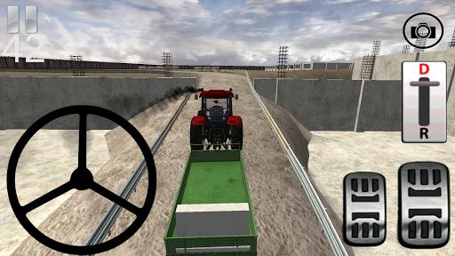 Traktör Simülatör: Şantiye
