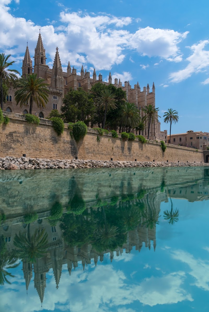 Palma Cathedral di Luciifero