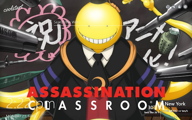 Assassination Classroom HD Wallpapers Theme
